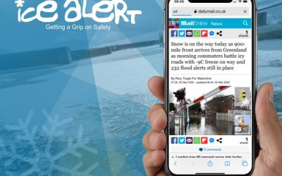 Make Contract Signs your first choice for Ice Alert Signage
